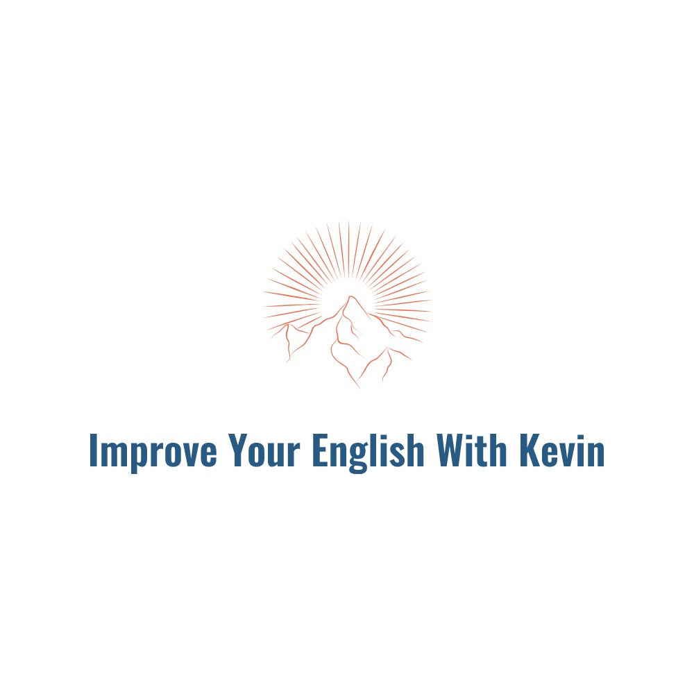 cours-anglais-Logo-Improve Your English With Kevin